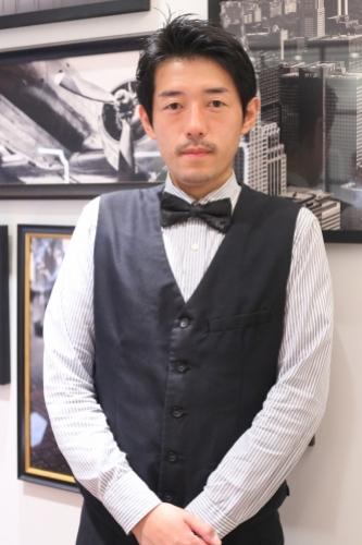 メンズグルーミングサロン 銀座二丁目店 佐々木 和実