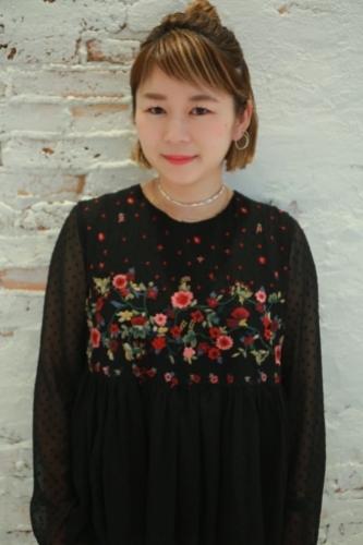 メンズグルーミングサロン 銀座二丁目店 上野 綾子
