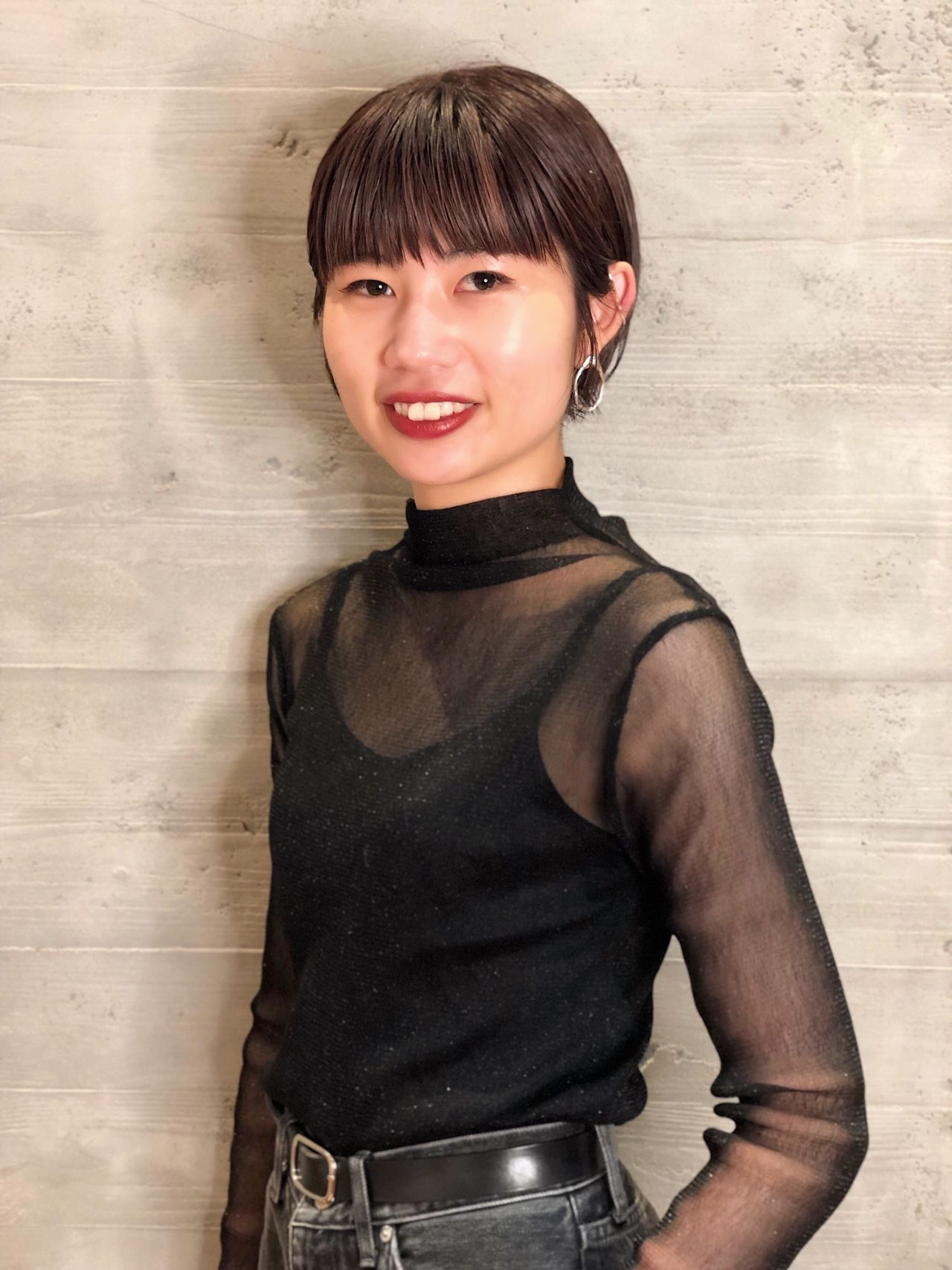 メンズグルーミングサロン 新宿店 赤松 初美