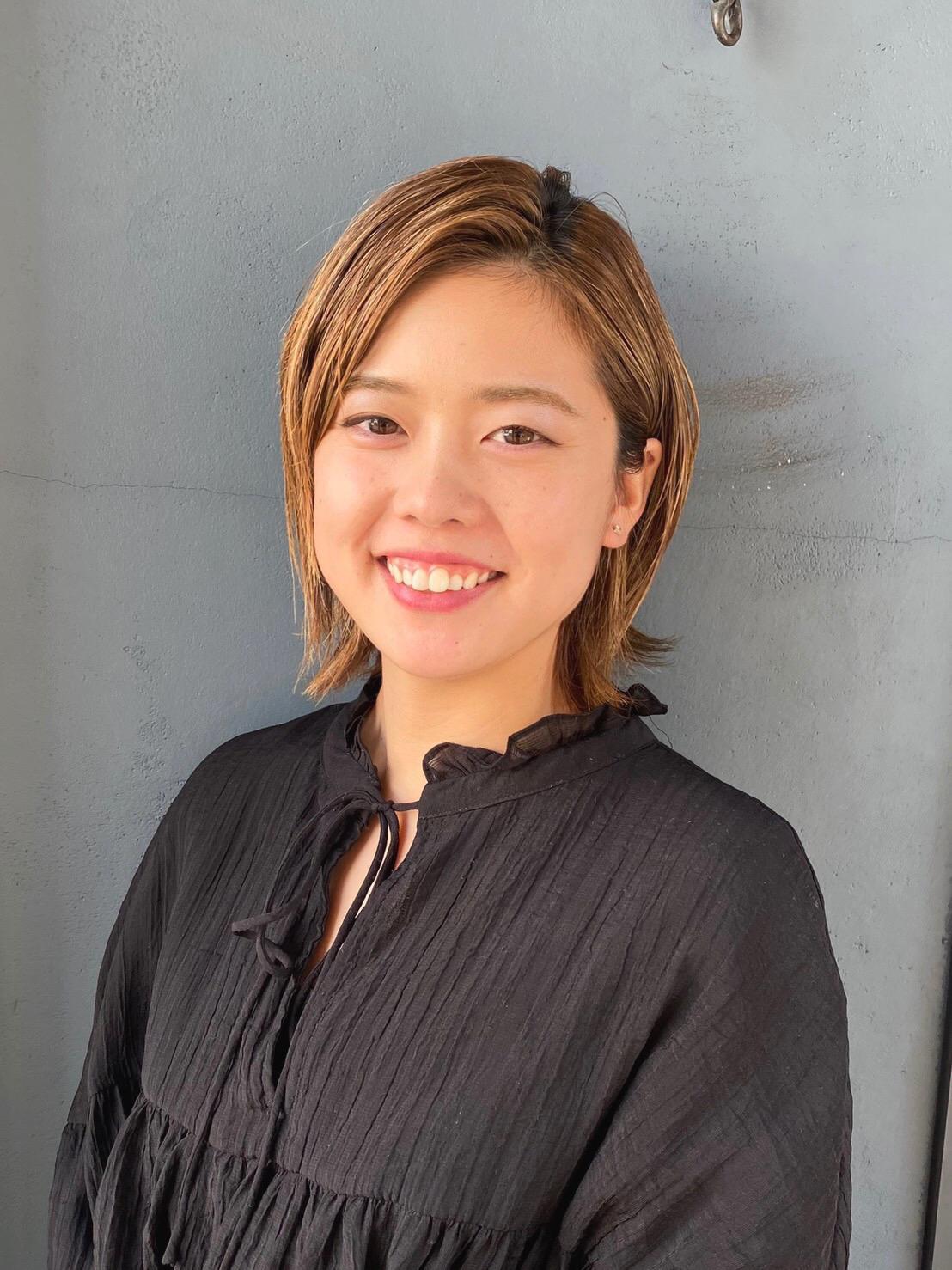 メンズグルーミングサロン 新宿店 窪田 優芽