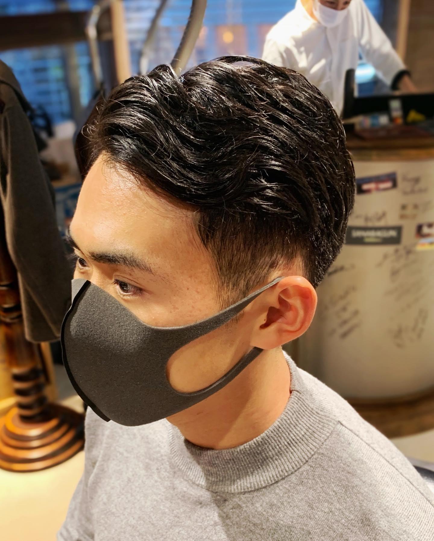 メンズグルーミングサロン  青山店 安田 恭兵  2
