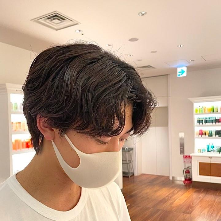 メンズグルーミングサロン 新宿店 菊地陸